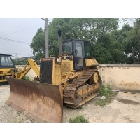 Buy cheap Displacement 6.6L 121hp CAT D5 Used Crawler Bulldozer from wholesalers