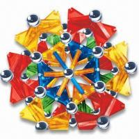 Buy cheap Magnetic Construction Toy, Can Build Up Everything you Like, Good for the Children's Intelligence product