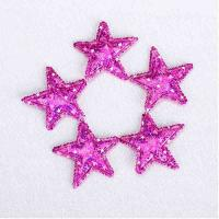 Buy cheap Hologram Shimmer Ultrasonic Embossing Flowers Crafts Shiny Customized Size from wholesalers