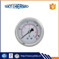 Buy cheap SS Case U-Clamp General U Tube bar psi Manometer from wholesalers