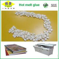 Buy cheap Thermo Glue Plastic EVA Hot Melt Adhesive / Hot Melt Glue Pellets product