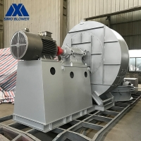 Buy cheap 16156m³/H Backward PA Centrifugal 18.55kw Boiler Fan from wholesalers