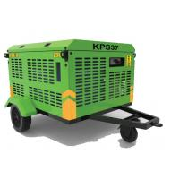 Electro Portable Hydraulic Power Pack Unit For Foundation Construction Equipment  Motor power 37 KW