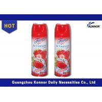 300ml Household Canned Air Freshener Sprays With Tinplate Material