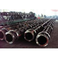 Buy cheap 600mm Prestressed Concrete Spun Pile Red With GB-13476-1999 product