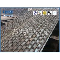 Buy cheap Power Plant Condensing Gas Boiler Water Wall Panels With Pins , ASME Standard from wholesalers