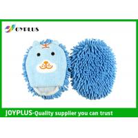 Buy cheap Cute Car Cleaning Mitt Colorful , Microfiber Dusting Mitt Super Soft AD0185 from wholesalers