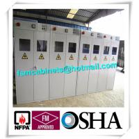 Buy cheap Fire Resistance Gas Cylinder Storage Cabinet , Industrial Safety Cabinets For Cylinders from wholesalers