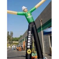 Buy cheap Inflatable air dancer / air tubes / inflatable sky man double leg air man from wholesalers