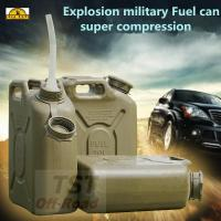 Buy cheap Explosion Proof Three Handles Army Off Road Jerry Can 4Wd Military Fuel Tank 5 Gal from wholesalers