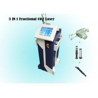 Buy cheap Medical Fractional Laser Beauty Machine System Control 10600nm Wavelength fractional co2 laser from wholesalers