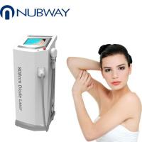 Buy cheap 808nm diode laser hair removal device work in motion from wholesalers