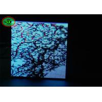 Buy cheap 1R1G1B HD Full Color Indoor 3528 SMD Led Screen Video Wall 6mm Pixel Pitch from wholesalers
