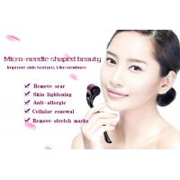 Buy cheap 540 Purple Roller Black Handle Microneedle Derma Roller Home Care Dodge Wrinkles from wholesalers
