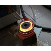 Buy cheap high efficiency 100KW Induction Heating Equipment Machine For Gear Quenching , 360V-520V from wholesalers