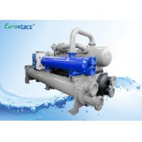 Buy cheap Hanbell Bitzer Commercial Water Cooled Water Chiller Environmental Friendly Gas from wholesalers