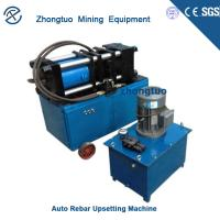 China Steel Bar Reinforced Upsetting Machine suppliers on sale