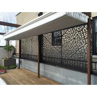 Buy cheap Powder Coating Aluminum Partition Stair  For Railing/Balustrade/Balcony from wholesalers