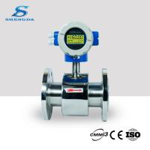 Buy cheap Stainless steel magnetic flow meter manufacturers Sea water magnetic flow meter from wholesalers