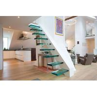 Buy cheap floor Stair thermoformed Glass / Glass steps from wholesalers
