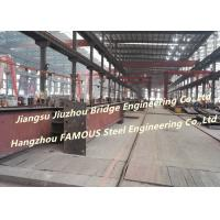 Buy cheap Q345B H Section Beam & Column Structural Steel Fabrication For Commercial & Industrial  Buildings product