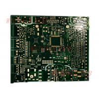 Buy cheap 8 Layer Rigid  Multilayer PCB 1.6MM Immersion Gold Impedance Control from wholesalers