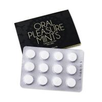 Buy cheap Bijoux Indiscrets Spanish Oral Pleasure Mints Sex Chewing Gum No Side Effect Increase Libido Gifts of Love from wholesalers