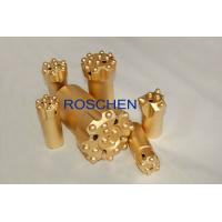Buy cheap R32 Ballistic Button Drill Bit Rock Drilling Tool For Underground Mining Tunneling from wholesalers