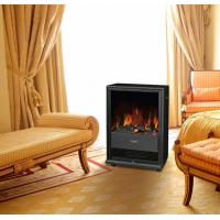 Buy cheap log burning flame electric fires stoves fireplace Movable EF340 elektrische sfeerhaard from wholesalers