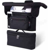 Buy cheap Double Layers Baby Stroller Organizer Bag 0.6kg from wholesalers