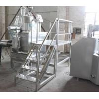 Buy cheap Easy Operate High Speed Mixer Granulator GHL Model Damp / Wet Granulation Machine product