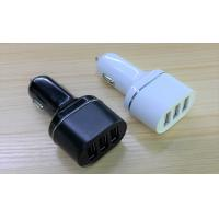 Buy cheap 5V6.3A 30W 3 Port Mobile Phone USB Car Charger Cigarette  Car Charger For IPhone from wholesalers