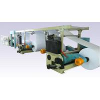 Buy cheap 4-pocket Cut-size Paper Sheeter Cutter with Packing Machine from wholesalers