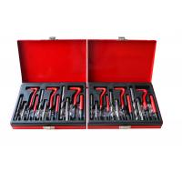 Buy cheap 88pcs helicoil thread repair kit for damaged screw holes from wholesalers