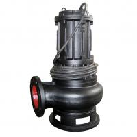 Buy cheap QW WQ YW LW GW non-clogging sewage pump transfer living water submersible pump from wholesalers