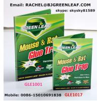 Buy cheap Mouse Killer / Roach Traps (Glue trap)  Mobile:0086-15010691838 from wholesalers