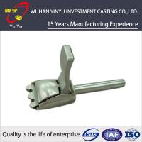 Buy cheap Custom 2205 Duplex Steel Casting Parts , Casting Small Metal Parts 1mm-2000mm Size from wholesalers