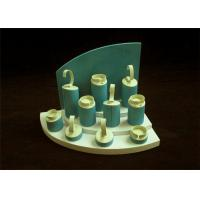 Buy cheap Commercial Jewelry Display Stands , Ring Necklace Display Stand Set Eco - from wholesalers