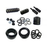 Buy cheap Compression And Injection Custom Rubber Products Molded Rubber Parts from wholesalers