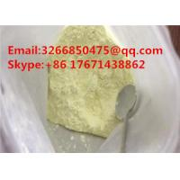 Buy cheap Yellow Raw Steroid Powders Andarine S4 for Muscle Growth CAS 401900-40-1 from wholesalers
