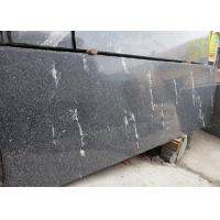 Buy cheap Snow Grey Granite Slabs Polished , Granite Half Slabs For Exterior Wall Cladding product