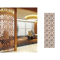 Buy cheap Black Stainless Steel Room Divider For Facade/Wall Cladding/ Curtain Wall/Ceiling from wholesalers