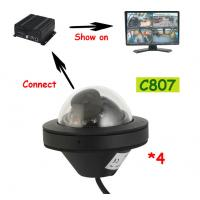 Buy cheap Recoda C807 1080P AHD Mini Dome IP68 Truck Reversing Camera weatherproof with fixed lens from wholesalers