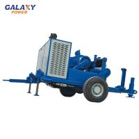 Buy cheap 49.2HP 100KN Underground Cable Pulling Equipment Hydraulic Puller Machine from wholesalers