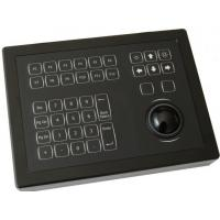 Buy cheap Cherry Key Switch PS2 Wired Industrial Kiosk Rugged PC Keyboard With Trackball from wholesalers