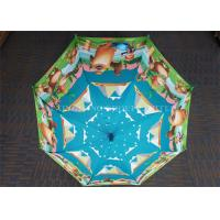 Buy cheap Mini 19 Inch Little Boy Umbrellas , Rainproof Cute Childrens Umbrella from wholesalers