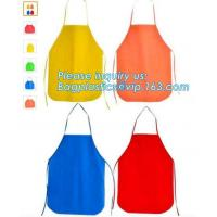 Buy cheap fabric apron, texitile apron, woven apron, children apron, non woven cap, noon woven aprons, aprons supplies, bakery apr from wholesalers