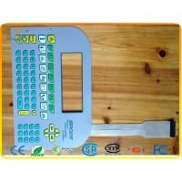 Buy cheap M467 / 3M468 Adhesice Membrane Switch Keyboard Durable Non-tactile from wholesalers
