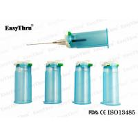 Buy cheap Vacutainer Needle Holder Reusable , Transparent Plastic Single Use Needle Holder from wholesalers