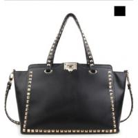 Buy cheap NEW WOMEN Luxury Celebrity Style Gold Silver Studded Handbags Shoulder Tote Bags from wholesalers